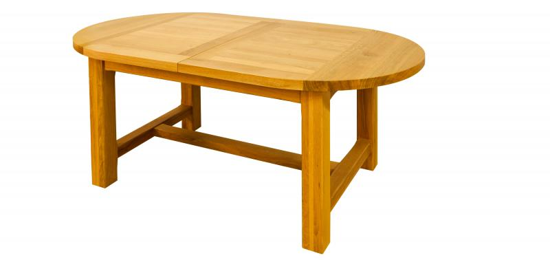 table rectangulaire bout arrondie noua